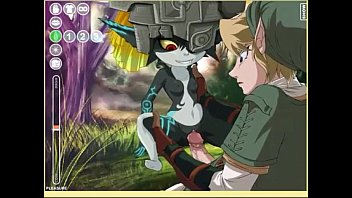 Wolf link humping naked midna