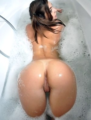 Perfect woman ass naked