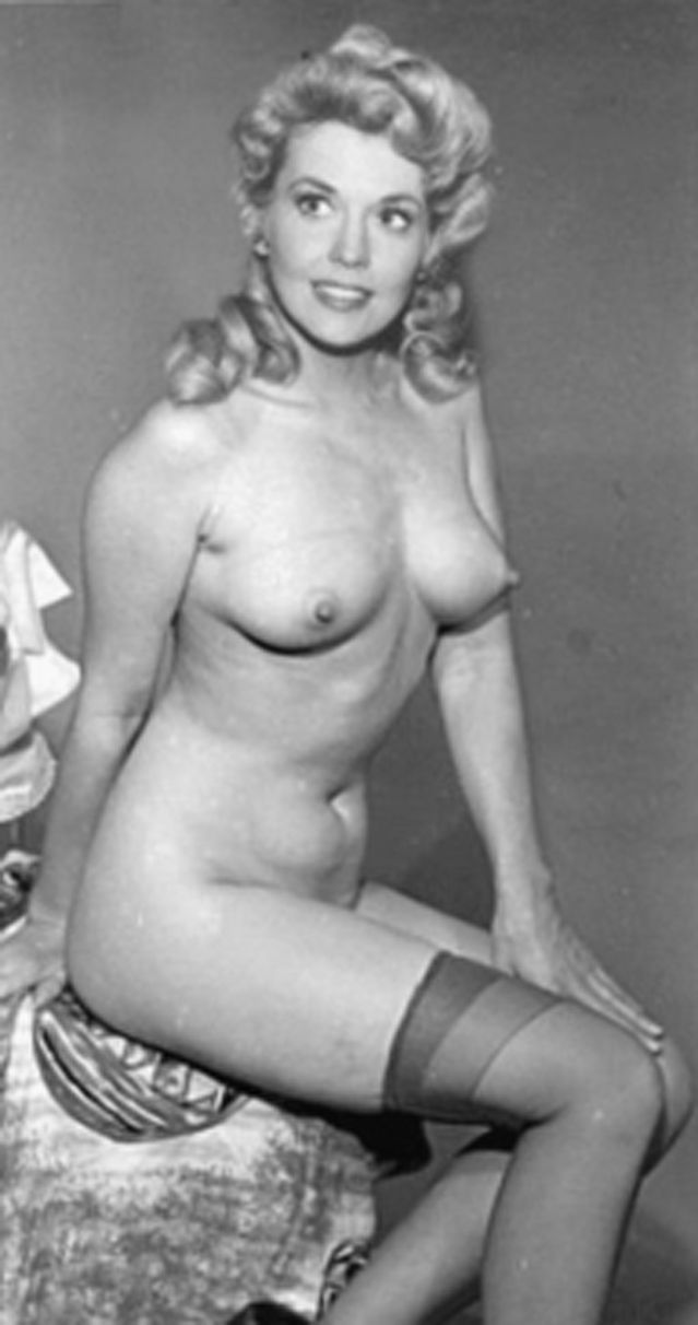 Nude pic of donna douglas