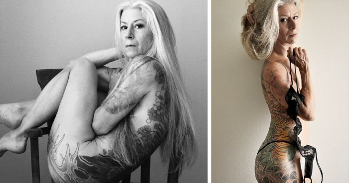 Sexiest women in the world with tattoos naked