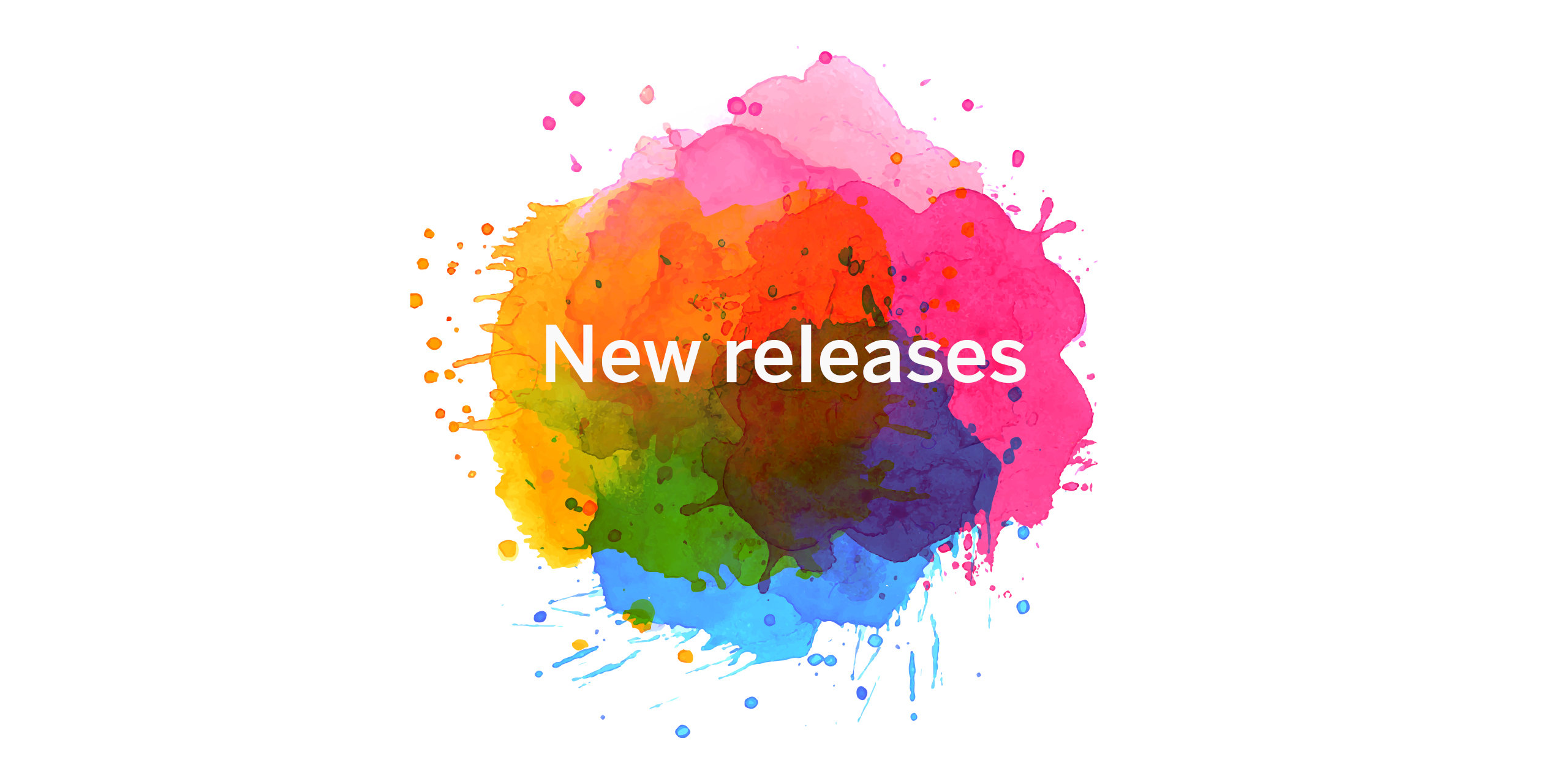 What are the new releases